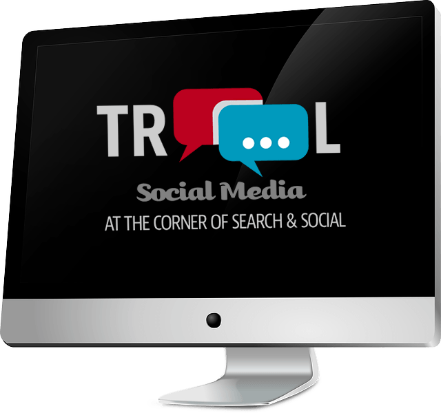 TROOL-social-media-logo-on-monitor