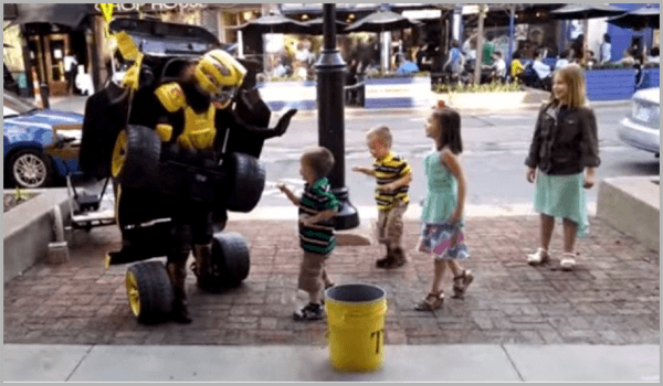 Transformers to make your content marketing go viral