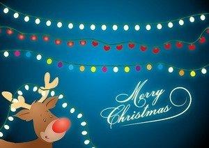 Baby Poop Brown: Christmas Tree Woes-reindeer-image-trool-social-media