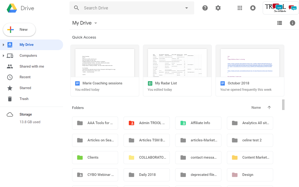 Google-drive-cloud-via-trool-social-media