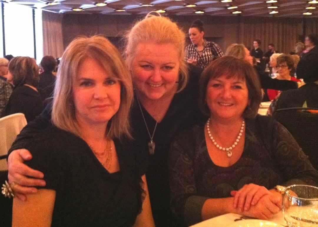 LWL-Elaine-Diane at the NAC Ottawa